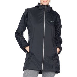 NWT Columbia Switchback Lined Long Jacket